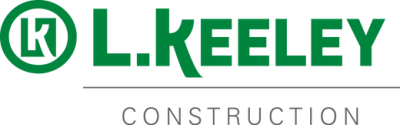 LKeeley Construction Logo