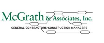 McGrath & Associates Inc. Logo. General Contractors Construction Managers