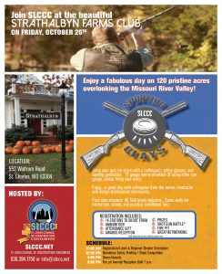 Sporting Clays Flyer 2018