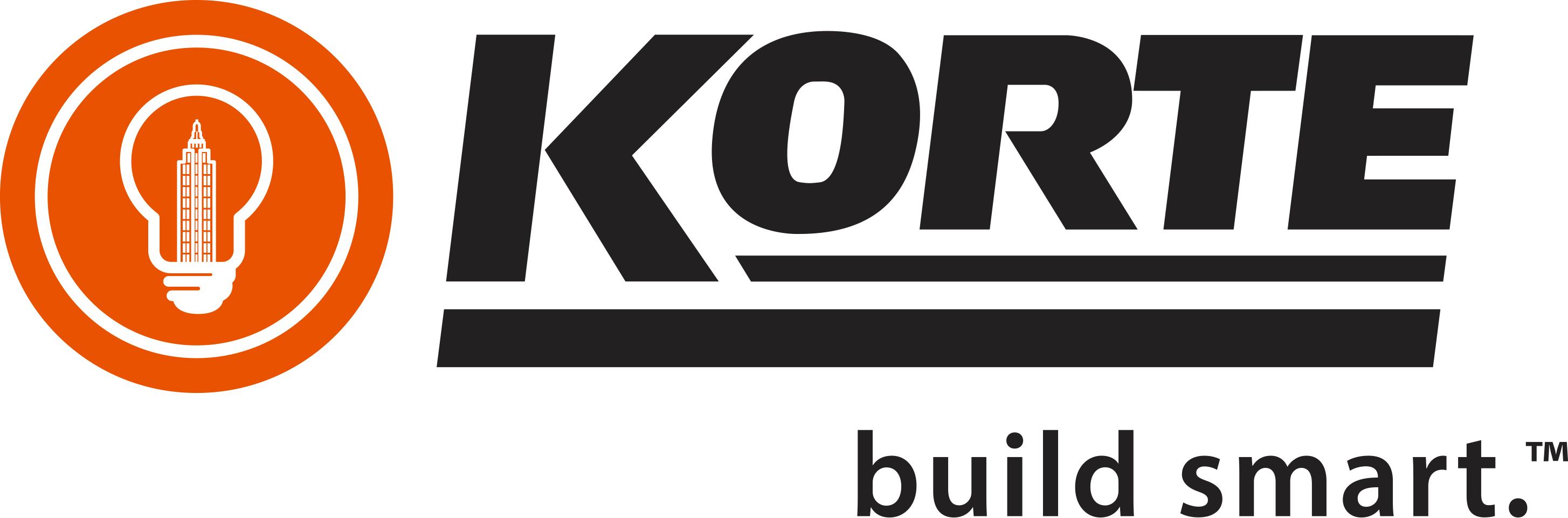 Korte Logo. Build Smart