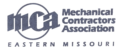 Mechanical Contractors Association Logo. Eastern Missouri