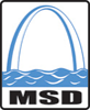Metropolitan Sewer District logo