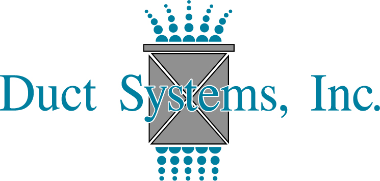 Duct Systems Lettering logo