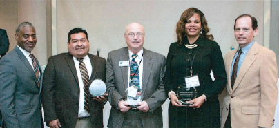 SLCCC Receives MODOT Award
