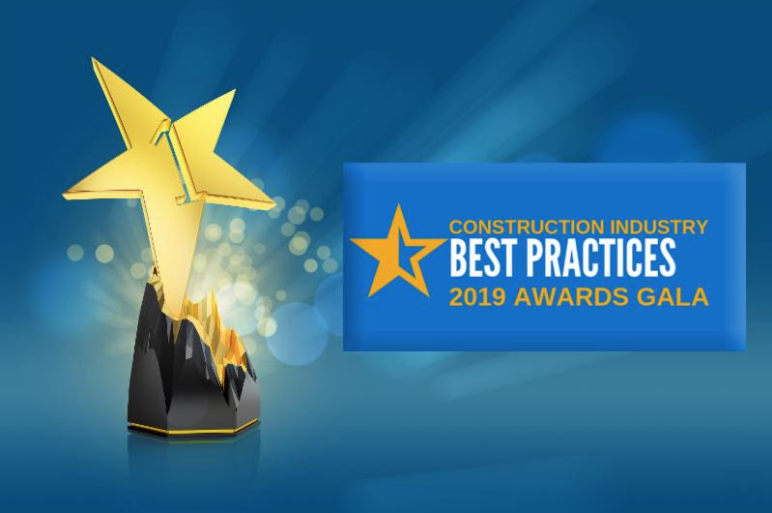 2019 Best Practices in Construction Awards