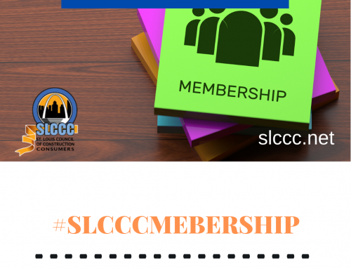GETTING THE MOST FROM YOUR SLCCC MEMBERSHIP
