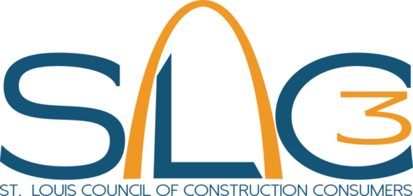 SLC3 -St. Louis Council of Construction Consumers Logo