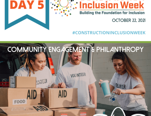 Construction Inclusion Week – Day 5